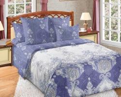 Комплект постельного белья семейный сатин Шедевр 3